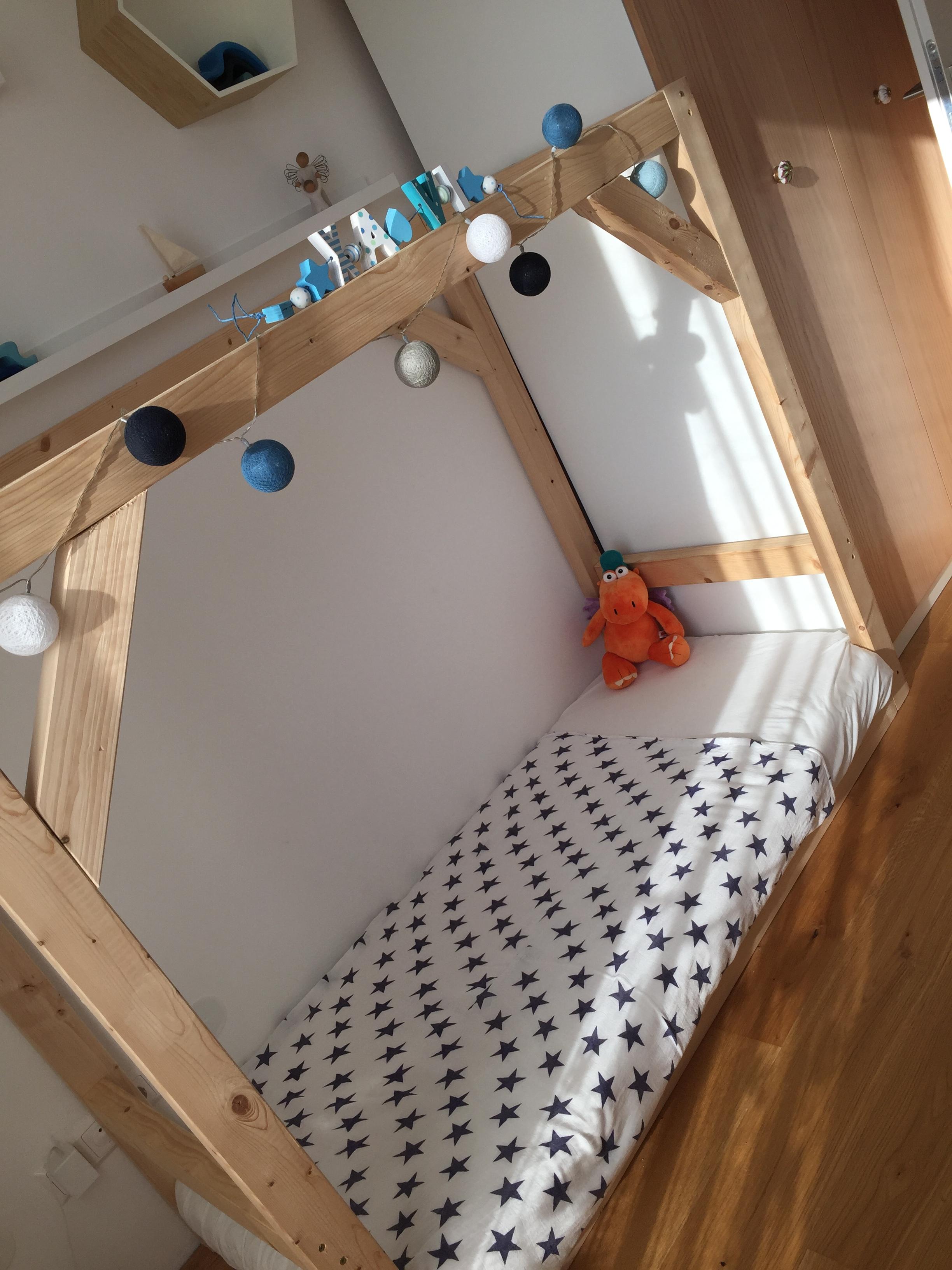 Matratzenlager familienbett  einfach.gemacht // Träum schön - das Geschwisterbett - Haus No.6