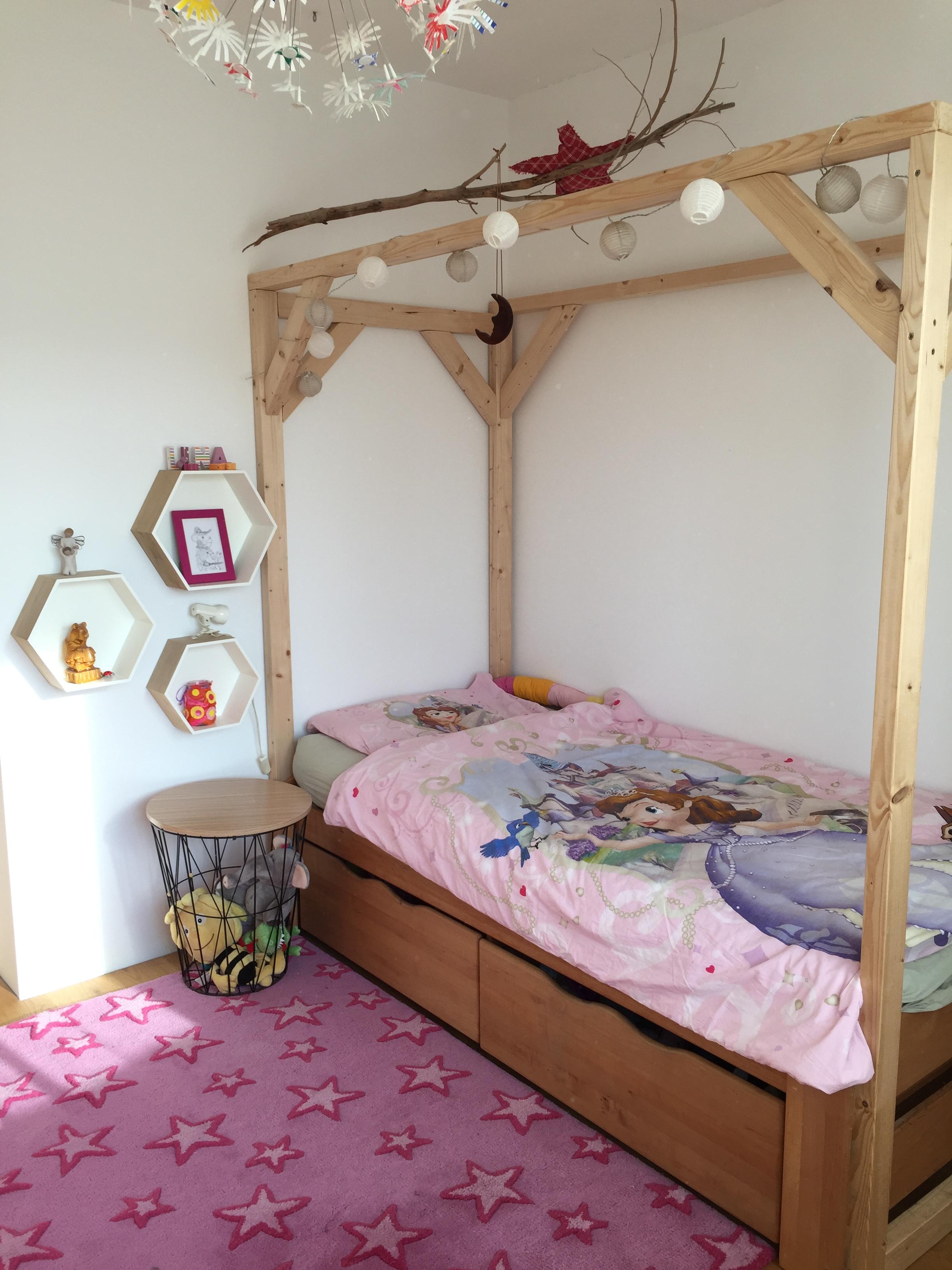 Matratzenlager kinderzimmer  einfach.gemacht // Träum schön - das Geschwisterbett - Haus No.6