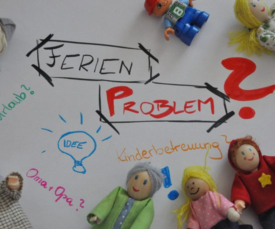 Ferien Problem Kinderbetreuung