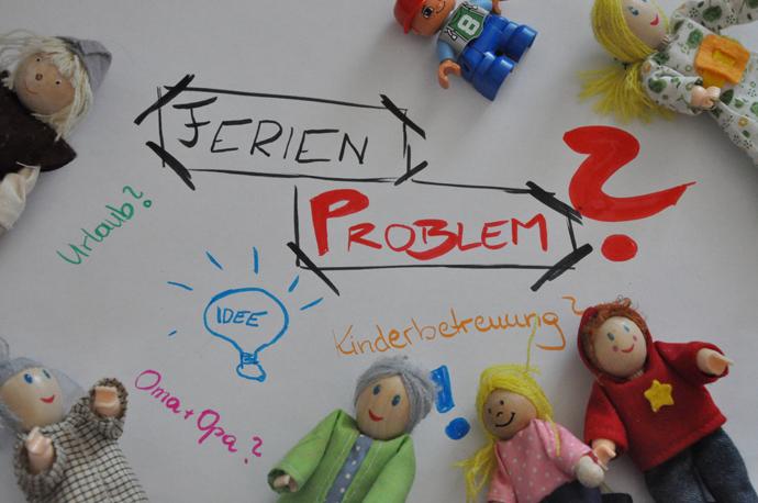 Ferien Problem Kinderbetreuung