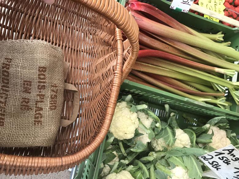 nachhaltig einkaufen mit Stoffsackerl