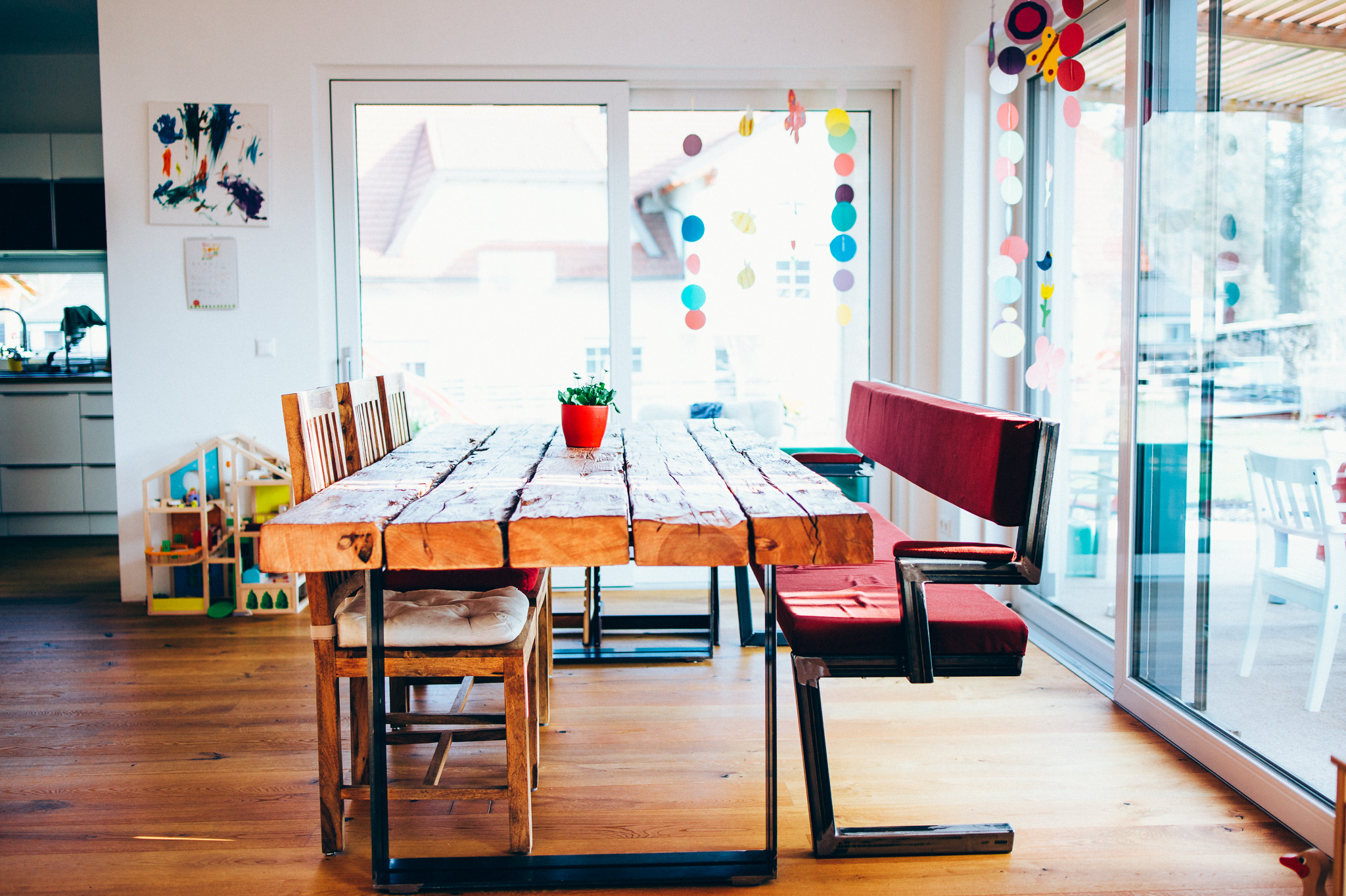 Familientisch Esstisch im Haus No.6 von Feinrost
