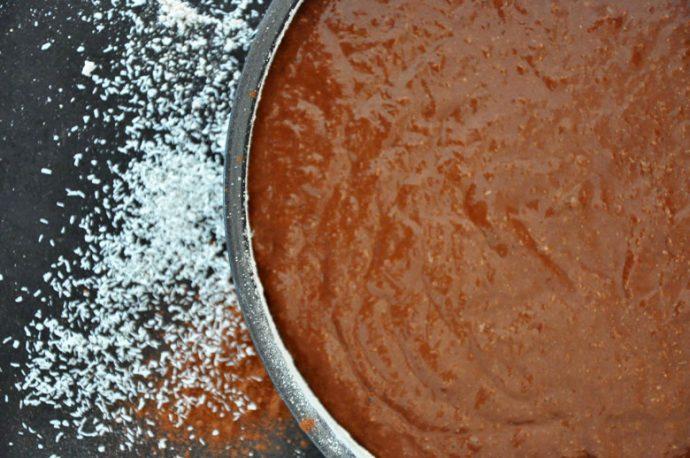 glutenfreier Schokoladekuchen