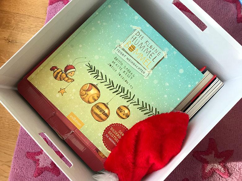unsere Lieblings-Weihnachtsbuecher haben wieder Hochsaison