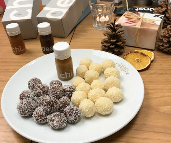 Chi_ Kugel - DIE weihnachtliche akltuholfreie Alternative zu den Rumkugeln