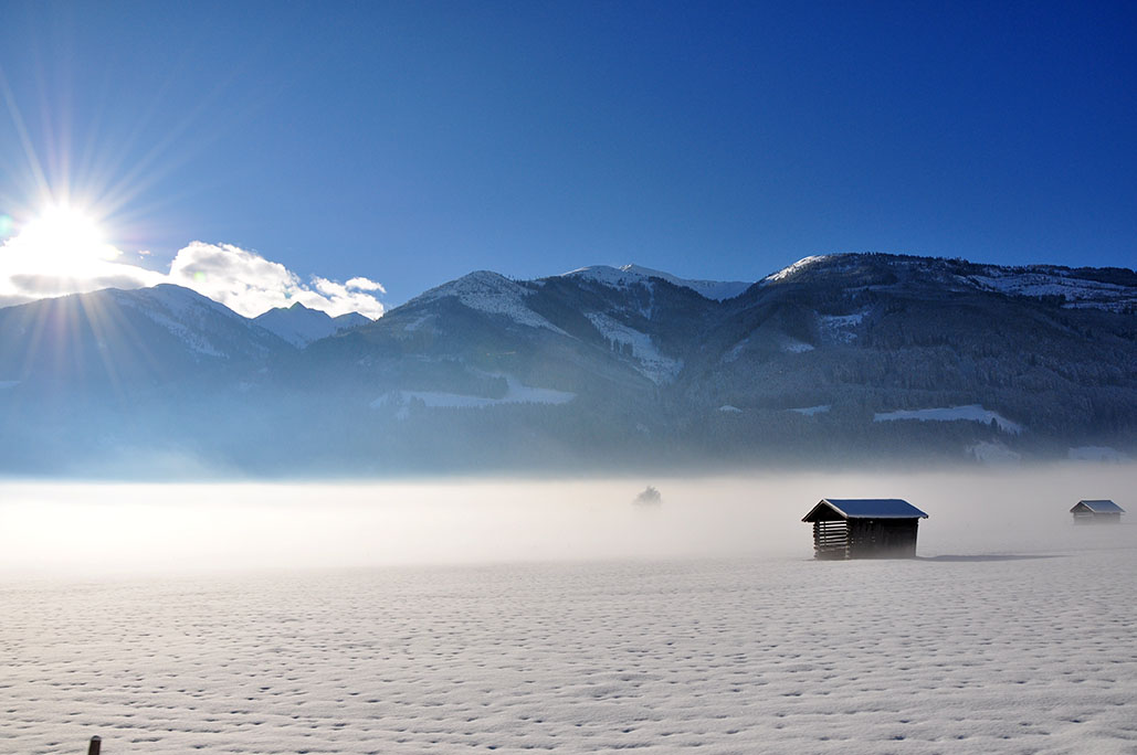 Familien-Auszeit in der Gletscherwelt Weisssee Uttendorf in Mitten der Hohen Tauern