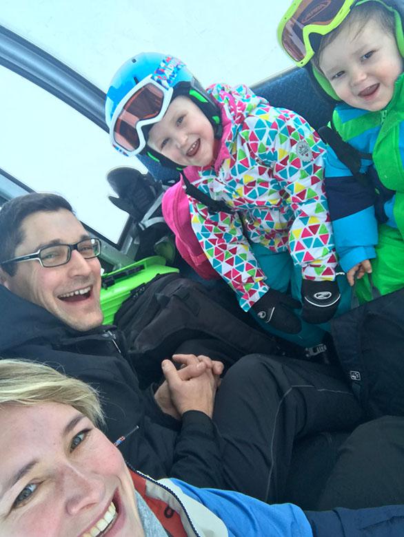 Skiurlaub Gletscherwelt Weisssee Uttendorf in Mitten der hohen Tauern