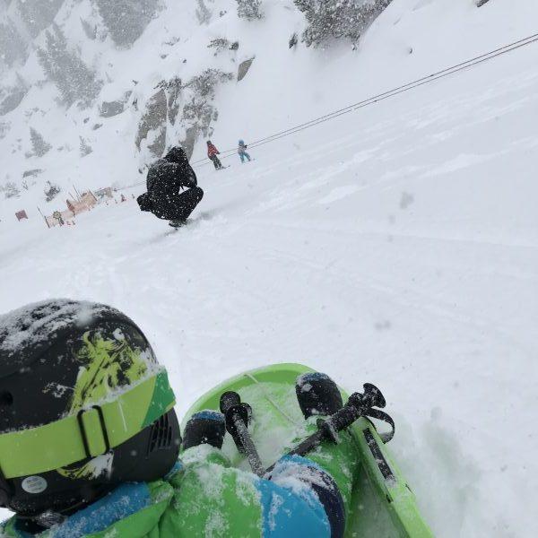 Skiurlaub in der Gletscherwelt Weisssee Uttendorf in Mitten der hohen Tauern