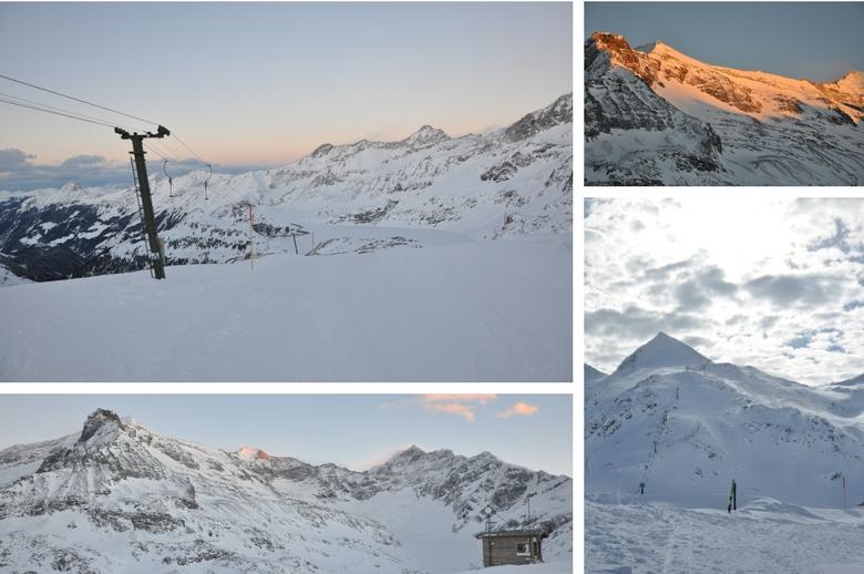 Gletscherwelt Weisssee Uttendorf in Mitten der hohen Tauern