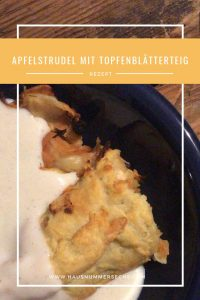 Apfelstrudel_Topfenblätterteig