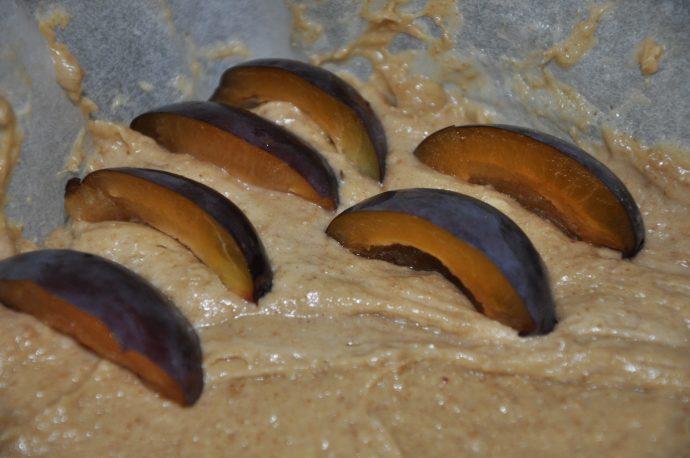 glutenfreier Zwetschkenkuchen