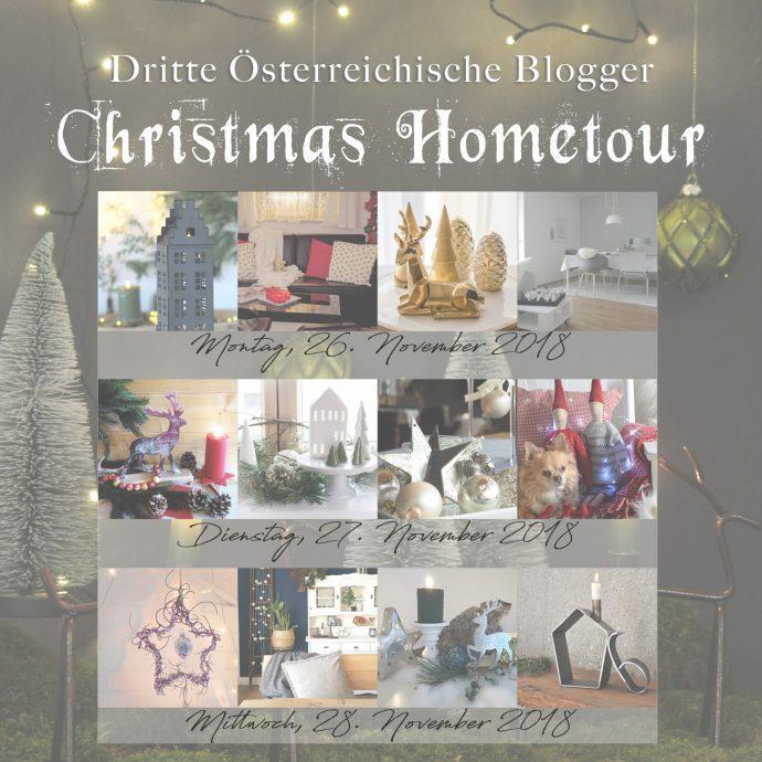 Christmas Hometour österreischische Blogger