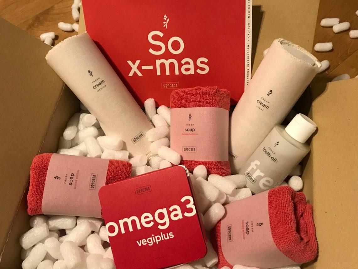 Frische, österreichische Last Minute Weihnachtsgeschenke