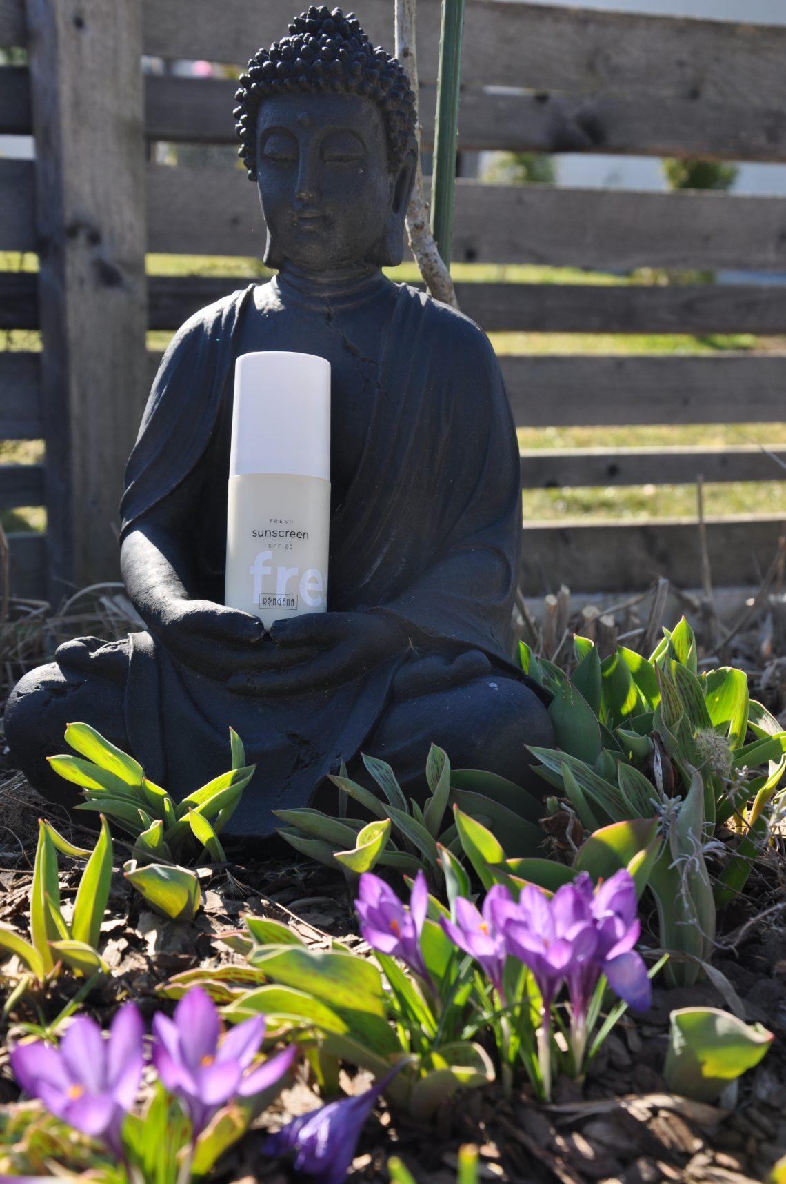 Ringana Sunscreen Garten