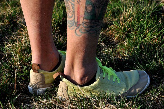Wildling Barfuss Schuh Pola